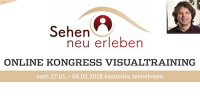 Visualtraining Online-Kongress | Augen Koordination verbessern