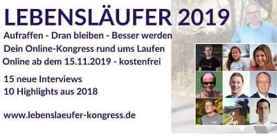Lebensläufer Online-Kongress