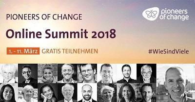 Pioneers Of Change Online Summit