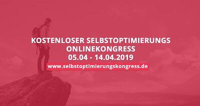 Selbstoptimierungs Online-Kongress für Körper, Geist & Biohacking