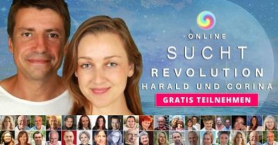 Sucht Revolution Online-Kongress | Abhängigkeit Adé