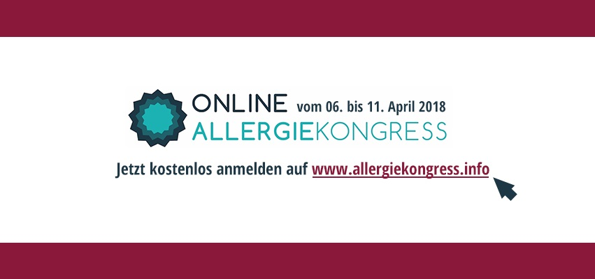 Allergie Online-Kongress