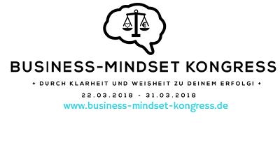 Business-Mindset Online-Kongress