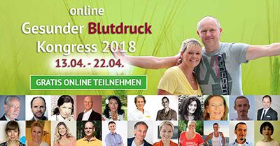 Gesunder Blutdruck Online-Kongress