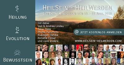 HeilSein-HeilWerden Online-Kongress