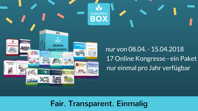 Inspiration Box Online-Kongress