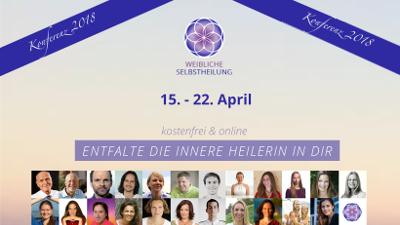 Weibliche Selbstheilung Konferenz