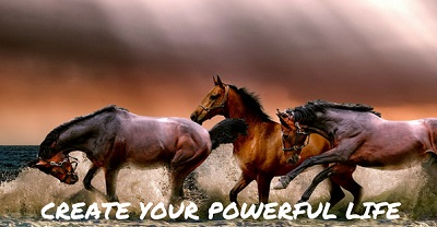 Create your powerful life Online-Kongress