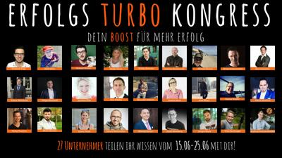 Erfolgs Turbo Online-Kongress