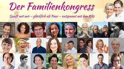 Familienkongress | Wir schimpfen nicht! Wir sind gelassen!