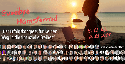 Goodbye Hamsterrad Online-Kongress