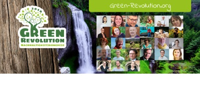 Green Revolution Online-Kongress