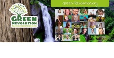 Green Revolution Online-Kongress