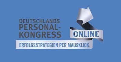 Deutschlands Online Personal-Kongress | Mitarbeiter finden und halten