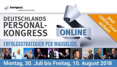 Online Personal-Kongress