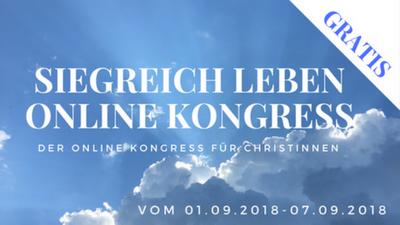 Siegreich Leben Online-Kongress für Christinnen