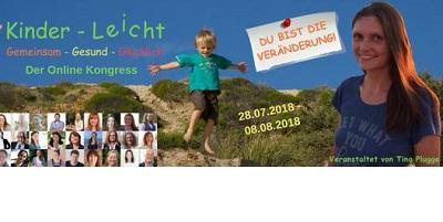 Kinderleicht Online-Kongress