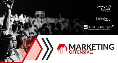 Marketing Offensive von Dirk Kreuter - Mehr Online-Marketing geht nicht