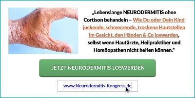 Neurodermitis Online-Kongress | ohne Cortison behandeln