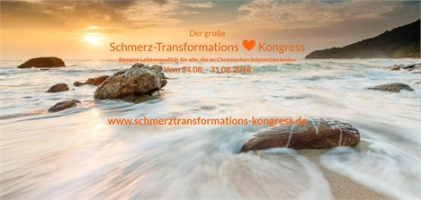 Schmerz-Transformations Online-Kongress