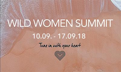 Wild Women Summit   Selbstbewusst und Frei
