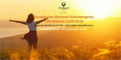 Burnout Online-Kongress Header