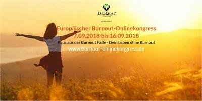 Burnout Online-Kongress   Dein Leben ohne Burnout