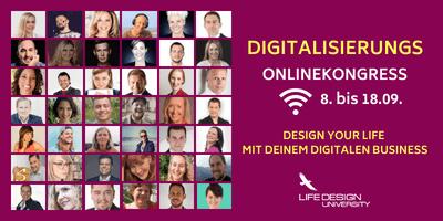 Digitalisierungs Online-Kongress