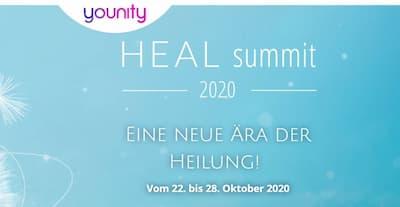 Heal Summit 2020   Eine neue Ära der Heilung mit int. Experten