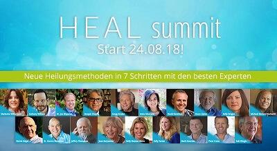 Heal Summit | Eine neue Ära der Heilung mit int. Experten