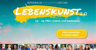 Lebenskunst Online-Kongress | Dem Leben eine Richtung geben!