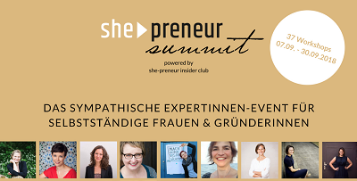 She Preneur Summit