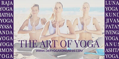 Der Yoga Online-Kongress The Art Of Yoga