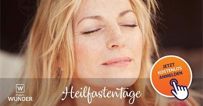 Heilfastentage | Nutze das Potential des Heilfastens für Deinen Körper