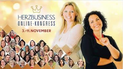 Herzensbusiness Online-Kongress | Erfüllter & erfolgreicher selbständig