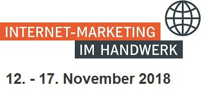 Internet-Marketing Tag im Handwerk Online-Kongress