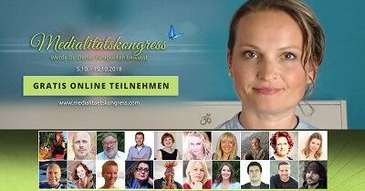 Medialitäts Online-Kongress | Werde Dir Deiner Fähigkeiten bewusst!