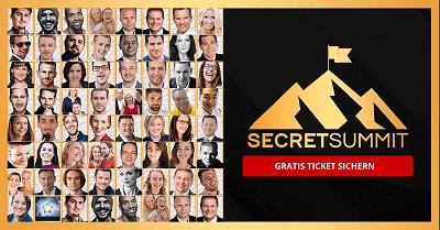 Secret Summit | Erfolgsgeheimnisse und Praxiswissen garantiert