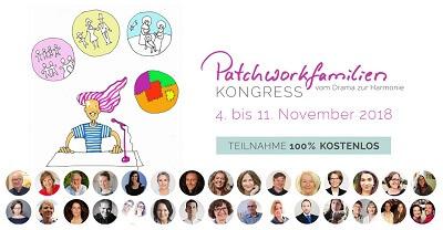 Patchworkfamilien Online-Kongress | Vom Drama zur Harmonie