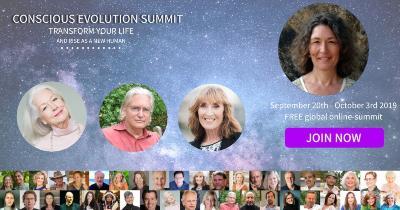 Conscious Evolution Summit 2019
