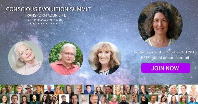 Conscious Evolution Summit   Transform your life
