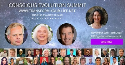 Conscious Evolution Summit | Transform your life