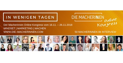 Die Macherinnen Online-Kongress