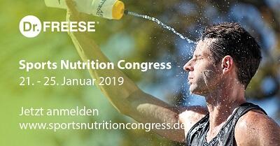 Sports Nutrition Congress | Natürliche Leistungssteigerung