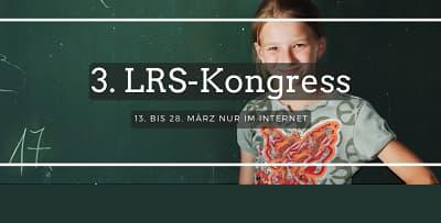 Lese Rechtschreibschwäche Online-Kongress - LRS verstehen