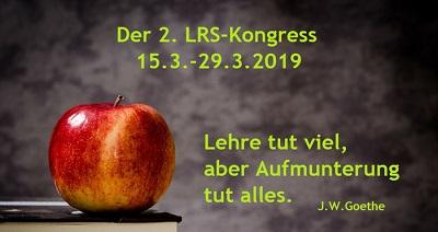 Lese Rechtschreibschwäche Online-Kongress