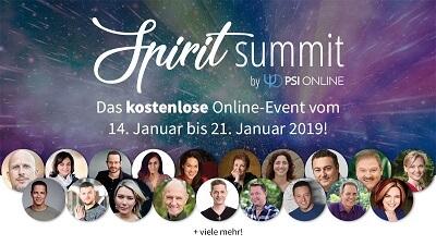 Spirit Summit - Gemeinsam Medialität erleben!