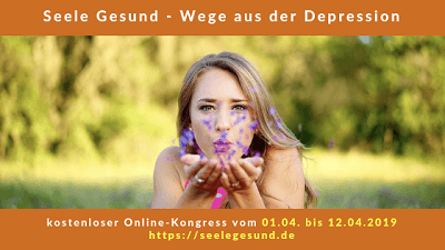 Wege aus der Depression Online-Kongress | Seele-gesund-Kongress