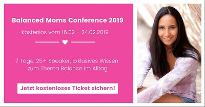 Balanced Moms Conference