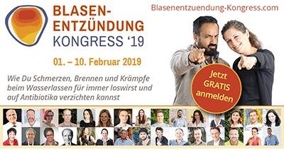 Blasenentzündung Online-Kongress
